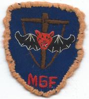 Vietnam Mobile Guerilla Force Pocket Patch