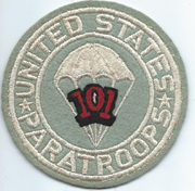 WWII 101st Airborne Division Pocket patch