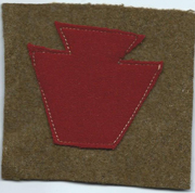 28th Division Patch