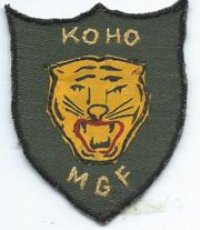 Vietnam Koho Mobile Guerilla Force Pocket Patch