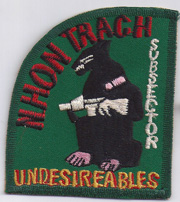 Military Advisory Unit Nhon Trach Subsector Pocket Patch Vietnam
