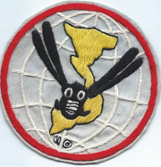 110th Observation Squadron Patch SVN ARVN