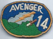 14th Combat Team Patch