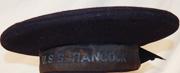 Pre-WWI USS Hancock Navy Flat Hat