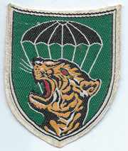 Mobile Strike Force / Mike Force Command Patch Vietnam