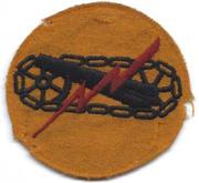 ASMIC 1930's 7th Mechanized Brigade Patch.