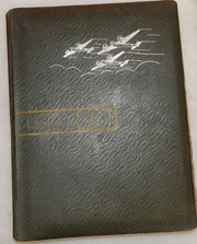 WWII Japanese Army Aviation Themed Photo Album
