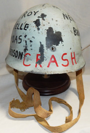WWII Imperial Japanese Navy Helmet That Was Captured