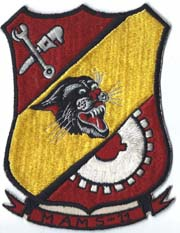 MAMS-11 Japanese Made Squadron Patch