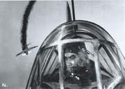 WWII Japanese Propaganda Movie Navy Pilot Photo