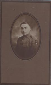 1st Army Aero Squadron Studio Portrait Photo