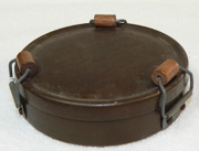 WWII Japanese Army Bento Condiment Carrier