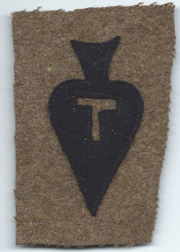 36th Division Patch