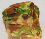 Mitchell Pattern Camo USMC Custom Made Sniper Cap