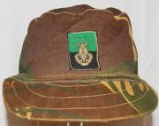 Rhodesian Army Rifles Unit Identified Camo Patrol Hat