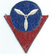 High School Victory Corps Air Service Patch