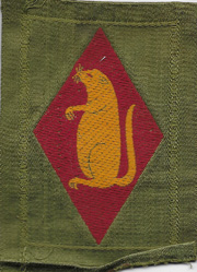 WWI 205th Infantry Regiment Liberty Loan Patch