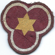 1950's-1960's Republic Of Korea / South Korean Army 78th Division Patch