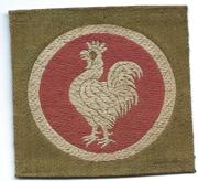 WWI Ambulance Service Liberty Loan Patch