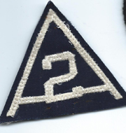 Republic Of Korea / South Korean Army 2nd Army Patch