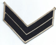 WWII Imperial Japanese Navy Summer Service Stripes
