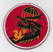 Vietnam Special Forces Strategic Technical Directorate Pocket Patch