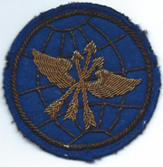 WWII-1950's AAF / USAF Military Air Transport Command Bullion Patch