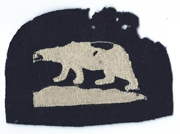 WWI North Russian Expeditionary Forces Patch
