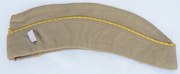 WWII WAC Officers Summer Weight Overseas Cap