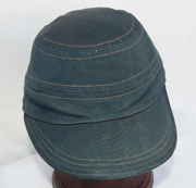 Rare WWII Army Air Forces WASP Blue Flight Cap
