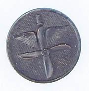 ASMIC WWI 1st Aero Squadron Enlisted Collar Disc