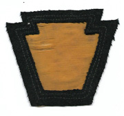 WWI 28th Division Cavalry Troops Patch