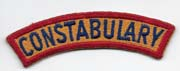 WWII - Occupation Period 14th Constabulary Squadron Tab