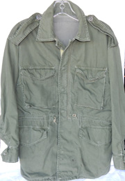 Vietnam Era Department Of Japan Made Field Jacket As Used By ARVN's