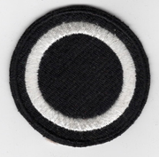 WWII 1st Corps Patch