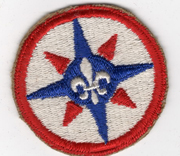 316th Logistical Command  Patch