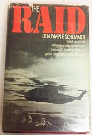 The Raid, Son Tay Raider Book Autographed By 46 Members