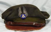 WWII Civil Air Patrol / CAP True Crusher Visor Hat