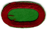 Vietnam Era 10th Special Forces Airborne Oval  Patch