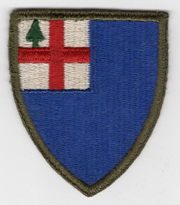 WWII 11th Corps Patch
