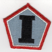 WWII 1st Army Group Patch