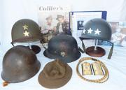 WWII – Korean War Admiral Arthur Dewey Strubble Helmet Estate