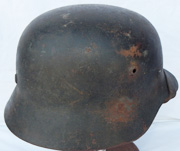 WWII – Korean War Admiral Arthur Dewey Strubble Helmet Estate