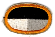 Vietnam Era JFW Special Warfare Center Airborne Oval Patch