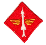 40th AAA / Anti-Aircraft Artillery Patch