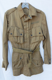 WWII Identified 507th Parachute Infantry 82nd Airborne Jump Jacket