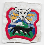 Vietnam Mike Force / CIDG Patch From Sutherland's Special Forces Book