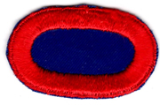 1950's-1960's 505th Airborne Infantry  Oval