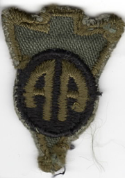 1960's-1970's 82nd Airborne Division Recondo Pocket Patch