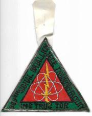 Vietnam 369th Signal Battalion Pocket Hanger